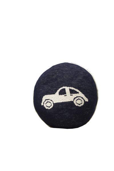 fabliek car knitted pillow